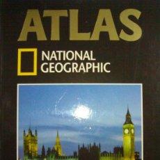 Libros de segunda mano: ATLAS NATIONAL GEOGRAPHIC EUROPA I. Lote 26883153