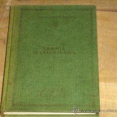 Libros de segunda mano: LA NOVIA DE LA COSTA AZUL. CONCHA LINARES BECERRA. 12ª EDICIÓN. ED. CUNILLERA. (1ª ED 1949). Lote 22541441