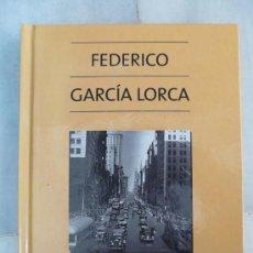 Libros de segunda mano: POETA EN NUEVA YORK. FEDERICO GARCIA LORCA. Lote 12547908