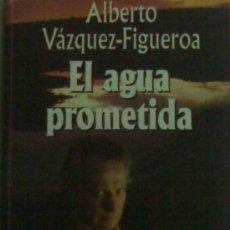Libros de segunda mano: ALBERTO VAZQUEZ FIGUEROA . Lote 26774575