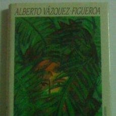 Libros de segunda mano: ALBERTO VAZQUEZ-FIGUEROA. CIENFUEGOS 2, CARIBES. . Lote 26858913