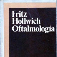Libros de segunda mano: OFTALMOLOGÍA. Lote 12607291