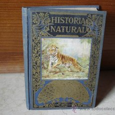 Libros de segunda mano: ANGEL CABRERA - HISTORIA NATURAL POPULAR - EDITORIAL RAMON SOPENA 1956. Lote 12753982