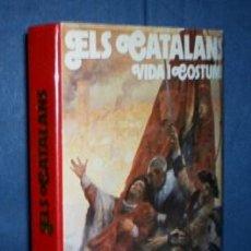 Libros de segunda mano: ELS CATALANS. Lote 26441839