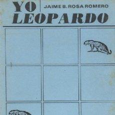 Libros de segunda mano: YO LEOPARDO A-POE-737. Lote 12869981
