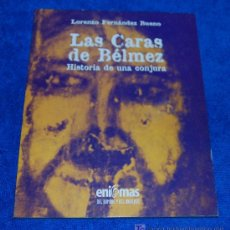 Libros de segunda mano: LAS CARAS DE BELMEZ - BIBLIOTECA ENIGMAS. Lote 24800307