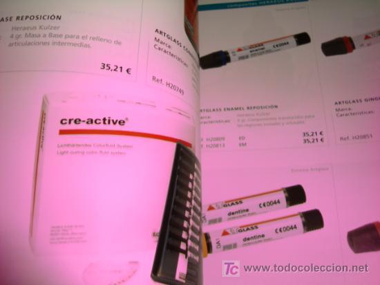 Libros de segunda mano: proclinic catalogo 25 aniversario, ,precios intrumentaria, etc 550 pags. grn formato - Foto 4 - 13070115