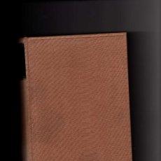 Libros de segunda mano: ELEMENTOS DE BACTERIOLOGÍA POR MARTIN FROBISHER,JR (5ª EDICIÓN 1956 SALVAT EDITORES) 870 PÁGINAS.. Lote 13111950