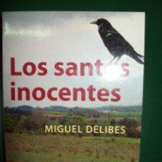 Libros de segunda mano: SANTOS INOCENTES, LOS - DELIBES, MIGUEL. Lote 23908859