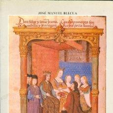 Libros de segunda mano: JOSÉ MANUEL BLECUA. HOMENAJES Y OTRAS LABORES. ZARAGOZA, 1990. Z. Lote 13162115