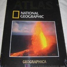 Libros de segunda mano: ATLAS NATIONAL GEOGRAPHIC Nº 13, GEOGRAPHICA. Lote 25907974