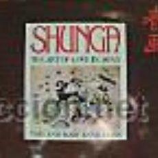 Libros de segunda mano: EVANS, TOM, AND EVANS, MARY SHUNGA: THE ART OF LOVE IN JAPAN. Lote 13256807