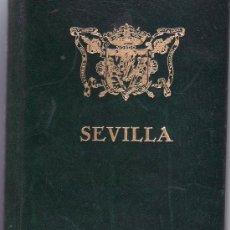 Libros de segunda mano: MAPA Y GUIA DE SEVILLA.AÑOS 60.. Lote 26525562