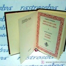 Libros de segunda mano: EDICION BILINGUE. DISPUTA DE L'ASE. DISPUTA DEL ASNO. ED. FERNI 1974.. Lote 21259998