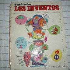 Libros de segunda mano: CASI TODOS LOS INVENTOS. Lote 14372242