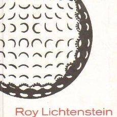 Libros de segunda mano: ROY LICHTENSTEIN. ALL ABOUT ART. AT-514. Lote 13585233