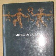 Libros de segunda mano: GUÍA DEL MUSEO DE NAVARRA. Lote 13610721