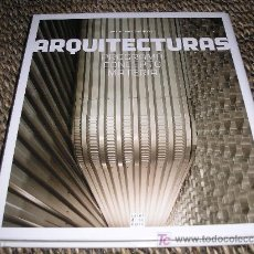 Libros de segunda mano: ARQUITECTURAS. PROGRAMA, CONCEPTO, MATERIA. J.M. DAS NEVES. ED. CALEIDOSCOPIO. 2007. Lote 21305978
