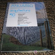 Libros de segunda mano: ANUARIO ARQUITECTURA 10. J.M. DAS NEVES. ED. CALEIDOSCOPIO. 2007. Lote 21608624