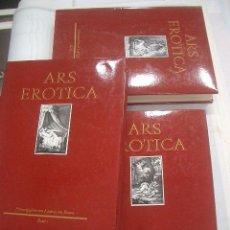 Libros de segunda mano: ARS EROTICA. DIE EROTISCHE BUCHILLUSTRATION IM FRANKREICH DES 18.. Lote 26875331