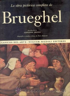 LA OBRA PICTORICA COMPLETA DE BRUEGHEL (Libros de Segunda Mano - Bellas artes, ocio y coleccionismo - Otros)