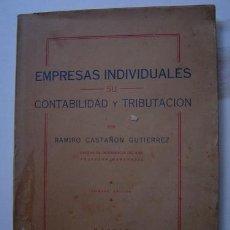 Libros de segunda mano: EMPRESAS INDIVIDUALES. Lote 23894853