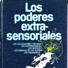 Libros de segunda mano: LOS PODERES EXTRASENSORIALES. Lote 13838705
