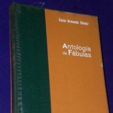 Libros de segunda mano: ANTOLOGÍA DE FÁBULAS. TOMO I: FÁBULAS CASTELLANAS.. Lote 20499153