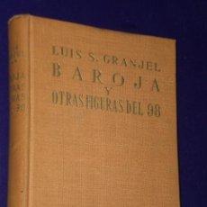 Libros de segunda mano: BAROJA Y OTRAS FIGURAS DEL 98. . Lote 22649408
