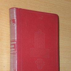 Libros de segunda mano: FACUNDO. RECUERDOS DE PROVINCIA. POR DOMINGO FAUSTINO SARMIENTO.(COLECCIÓN CRISOL Nº 301). Lote 23953888