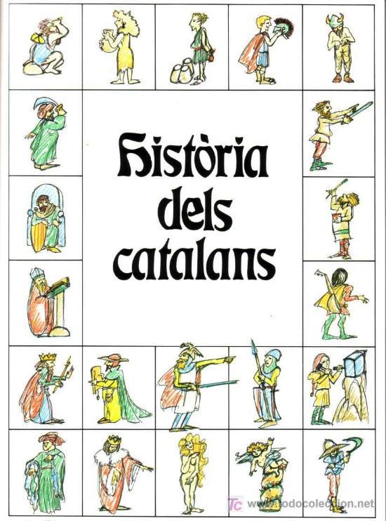 HISTORIA DELS CATALANS. DURAN, TERESA. BARCELONA 1992 (Libros de Segunda Mano - Historia - Otros)