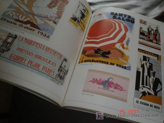 Libros de segunda mano: 250 ANYS DE PUBLICITAT COMERCIAL A REUS - LIBRO catalogo EXPOSICION museu comarcal 1998 - Foto 5 - 26662717