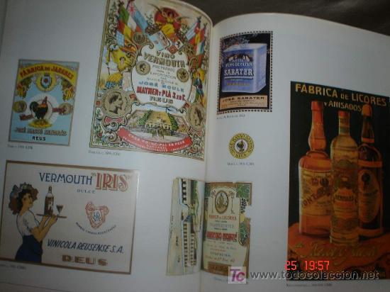 Libros de segunda mano: 250 ANYS DE PUBLICITAT COMERCIAL A REUS - LIBRO catalogo EXPOSICION museu comarcal 1998 - Foto 4 - 26662717