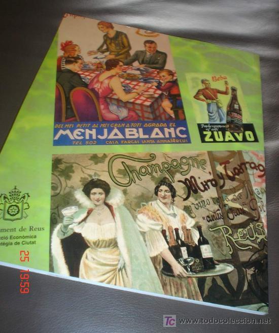 Libros de segunda mano: 250 ANYS DE PUBLICITAT COMERCIAL A REUS - LIBRO catalogo EXPOSICION museu comarcal 1998 - Foto 6 - 26662717