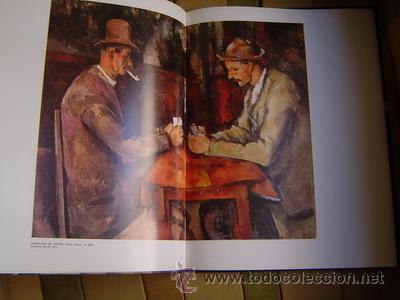 Libros de segunda mano: LA OBRA PICTORICA COMPLETA DE CEZANNE MAS DE 900 ILUSTRACIONES - Foto 2 - 25524204