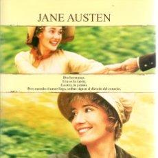 Libros de segunda mano: * NOVELA *SENTIDO Y SENSIBILIDAD / JANE AUSTEN. Lote 19935151