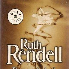 Libros de segunda mano: * NOVELA * DESEO CRIMINAL / RUTH RENDELL . Lote 20277846