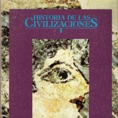 Libros de segunda mano: HISTORIA DE LA CIVILIZACIONES. 12 VOL.. Lote 14113070