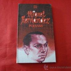 Libros de segunda mano: POEMAS. MIGUEL HERNANDEZ. Lote 23505944