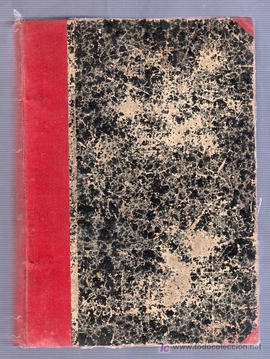 ENCUADERNACION DE LA NOVELA BREVE, REVISTA SEMANAL AÑO II Nº 46 AL Nº 61. DIRECTOR EUSEBIO HERAS (Libros de Segunda Mano (posteriores a 1936) - Literatura - Otros)