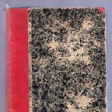 Libros de segunda mano: ENCUADERNACION DE LA NOVELA BREVE, REVISTA SEMANAL AÑO II Nº 46 AL Nº 61. DIRECTOR EUSEBIO HERAS. Lote 14351953
