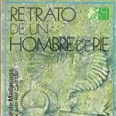 Libros de segunda mano: ESPASA CALPE. SELECCIONES AUSTRAL. Nº 54. RETRATO DE UN HOMBRE DE PIE. SALVADOR DE MADARIAGA.. Lote 25986944