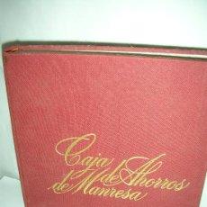 Libros de segunda mano: CAJA DE AHORROS DE MANRESA, 1863-1973, GASOL. Lote 27592357