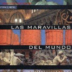 Libros de segunda mano: LAS MARAVILLAS DEL MUNDO. Lote 14388388
