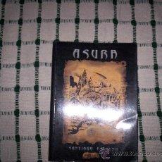 Libros de segunda mano: ASURA - SANTIAGO EXIMENO - AMBIENTADA EN BARCELONA. Lote 24036197