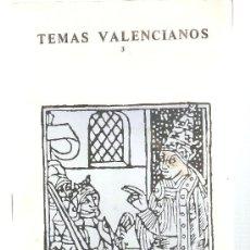 Libros de segunda mano: DOS ACTITUDES ANTE LA RECONQUISTA DE VALENCIA. ANTONIO UBIETO.. Lote 104651111