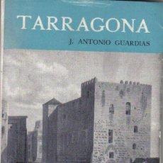 Libros de segunda mano: TARRAGONA, ITINERARIO TURÍSTICO. Lote 24042397