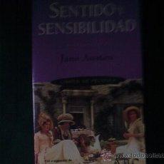 Libros de segunda mano: JANE AUSTEN - SENTIDO Y SENSIBILIDAD (RBA-ABC, 1997). Lote 14478051