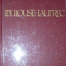 Libros de segunda mano: TOULOUSE LAUTREC (BOURET, JEAN). Lote 15769416