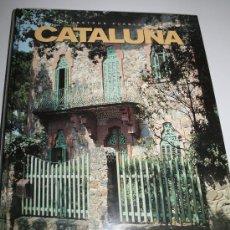 Libros de segunda mano: NUESTROS PUEBLOS - CATALUÑA - EDICIONES RUEDA. Lote 24371779
